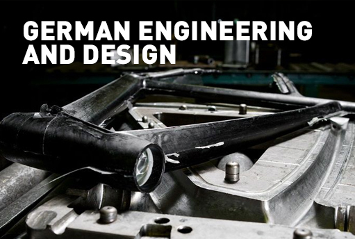 German engineering and design